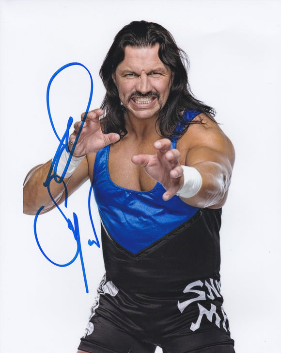 Al Snow 10x8 signed in Blue