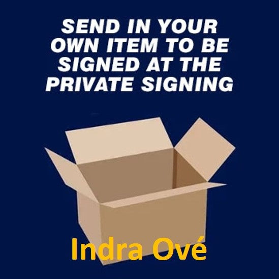 Indra Ové Private Signing March 2021 - Send in item