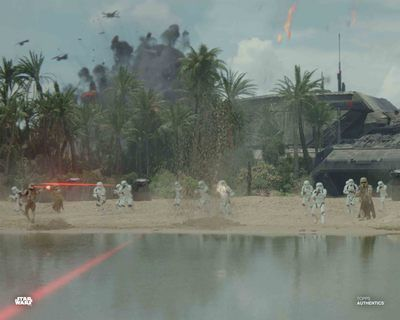 Rogue One 2020 Beach Battle Project - Completion Payments