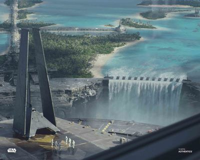 Rogue One 2020 Waterfall Project - Completion payment