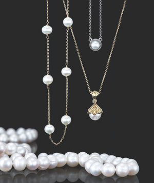 What do I look for when buying pearls?
