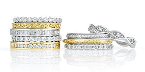 Moores Eternity Rings