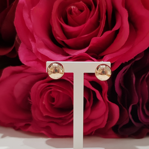 9ct. Rose Gold Earrings