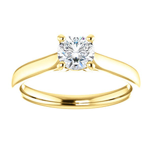 Moores Solitaire Engagement Ring