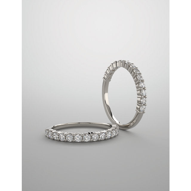Moores Custom Made Wedding/Eternity Ring