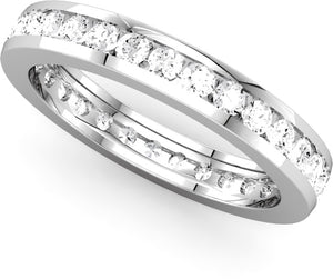 Moores Custom Made Eternity Ring