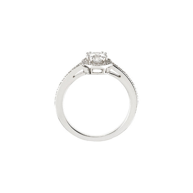 Moores Custom Made Engagement Wedding Ring Set Moores Jewellers