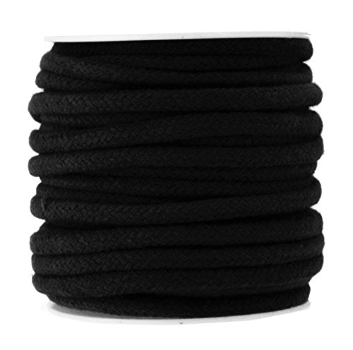 2MM 3MM 4MM COTTON PIPING CORD ROPE UPHOLSTERY CUSHIONS EDGING TRIMMING CRAFTS