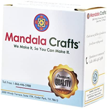 Mandala Crafts Box for Connector Kit