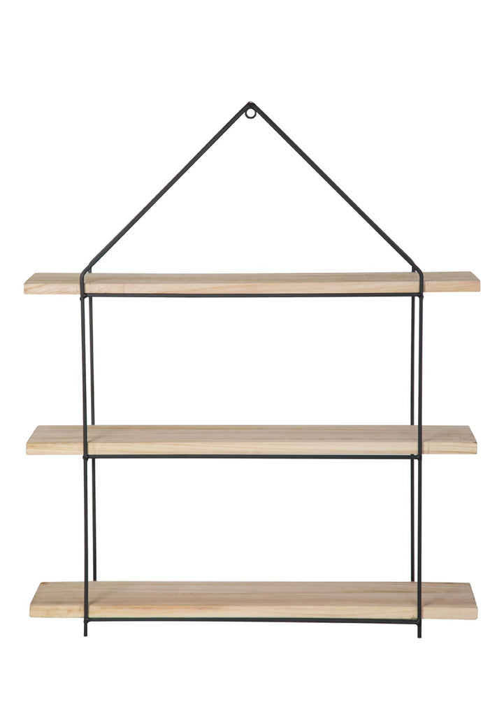 Clio house shaped shelf h71cm