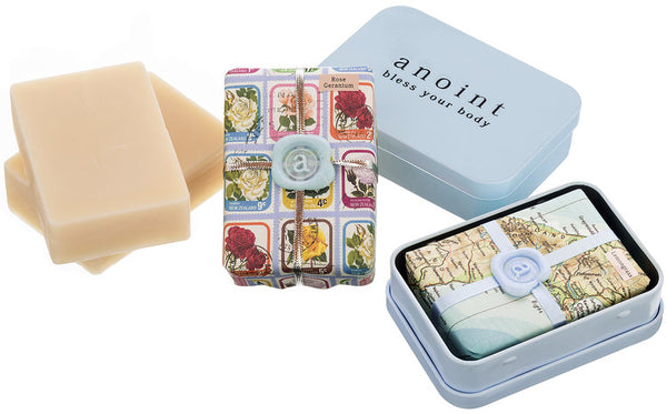 Anoint Moisturizing Lotion Bars