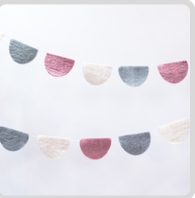 New Zealand Made 100% Wool Bunting