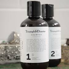Triumph and Disaster Hair Care