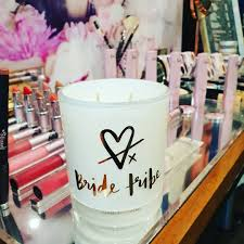 Bride Tribe Candle