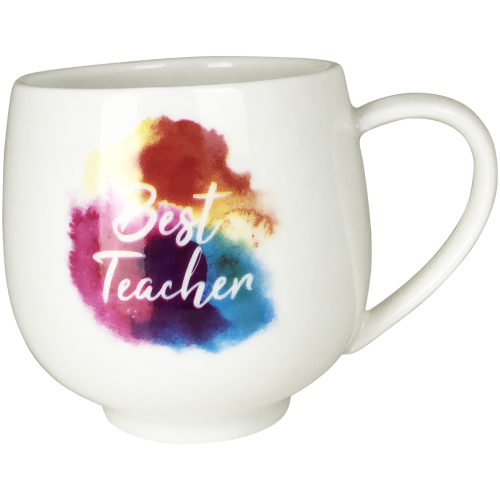 Best Teacher Mug 9cm