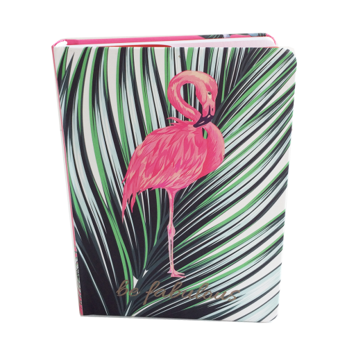 Journal Flamingo Daze A5