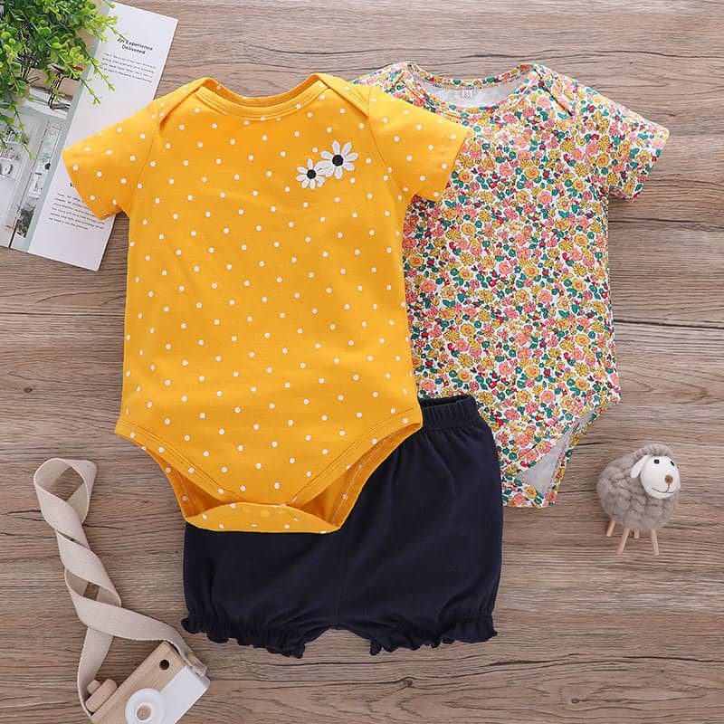 casual-baby-romper-yellow