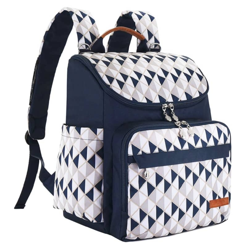 mommy-large-nappy-bag-blue-triangle