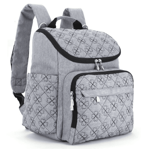 mommy-large-nappy-bag-gray