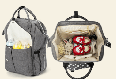 mommy-reflective-diaper-bag-function