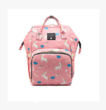uniheart-baby-travel-bag-pink-pony