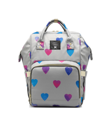 uniheart-baby-travel-bag-silver-gray