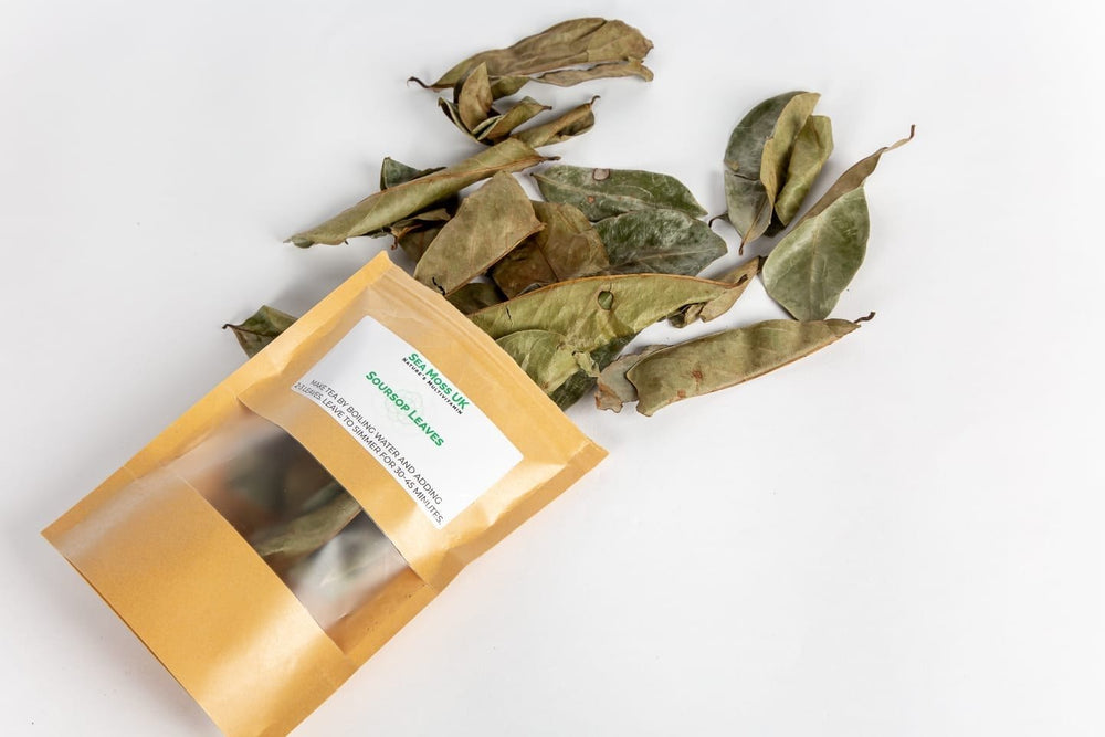 Natural Soursop tea Leaf