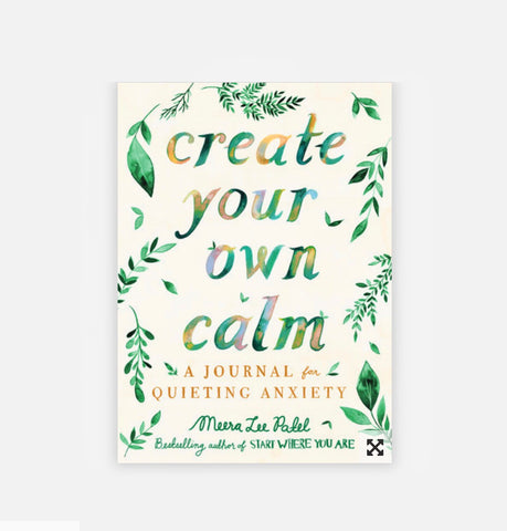 Create Your Own Calm Guided Journal
