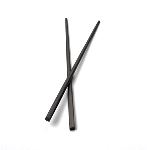 Ebony Teak Chopsticks