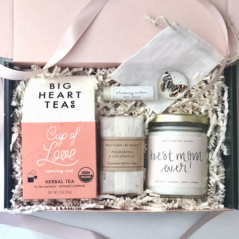 Best Mom Ever Gift Box
