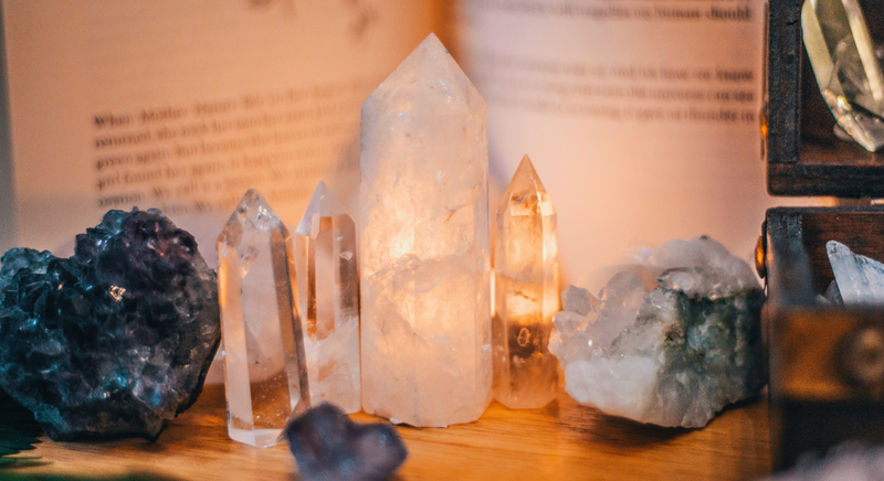3 Crystals and Gemstones for Healing Energy