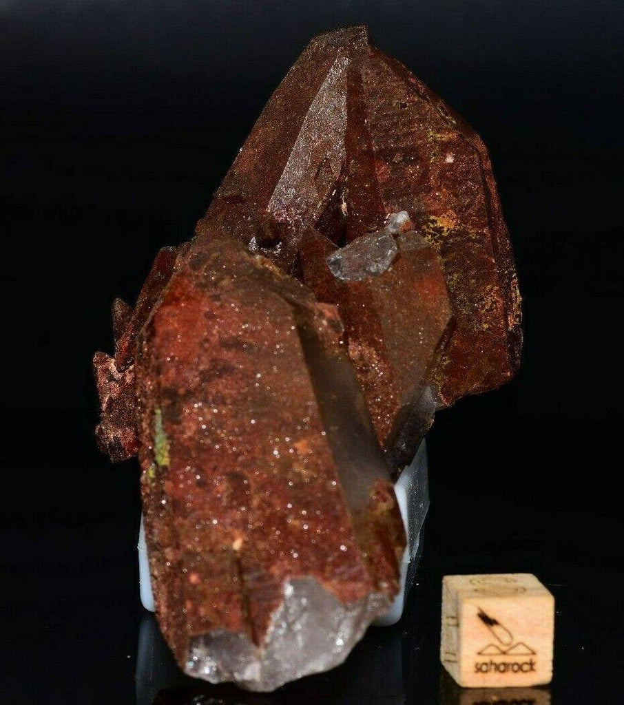 RED HEMATOID QUARTZ 79x51x48 mm