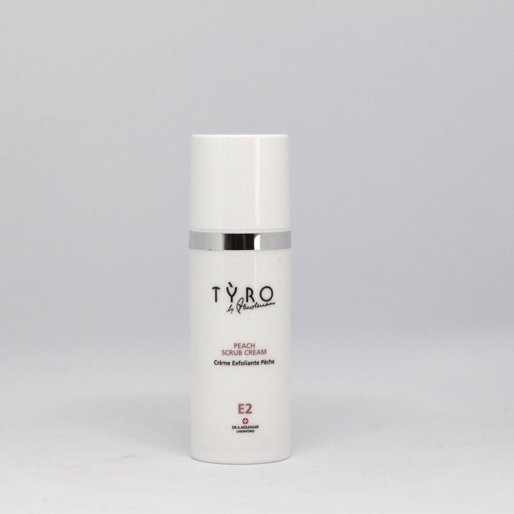 Tyro - Peach Scrub Cream