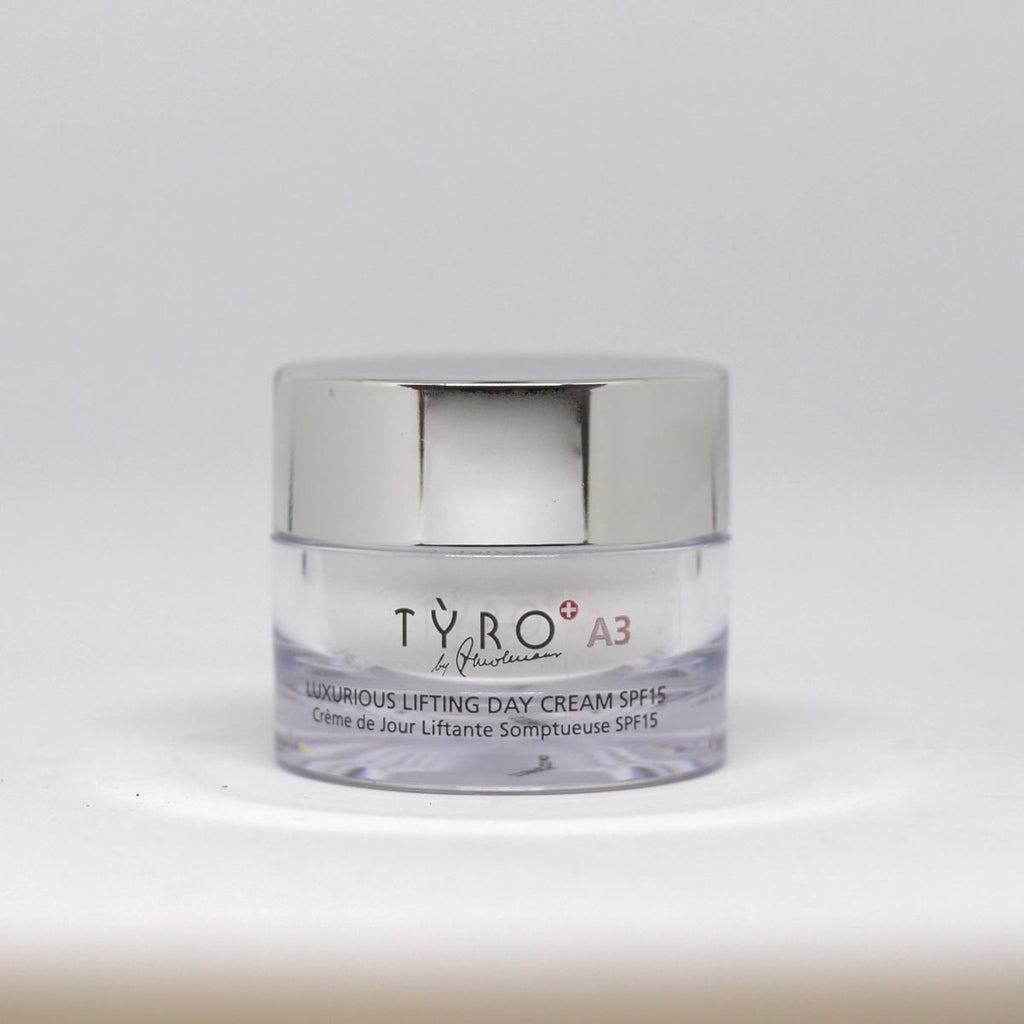 Tyro - Luxurious lifting Cream spf 15