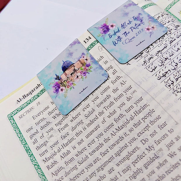 The Farthest Mosque - Magnetic Bookmark For Your Quran