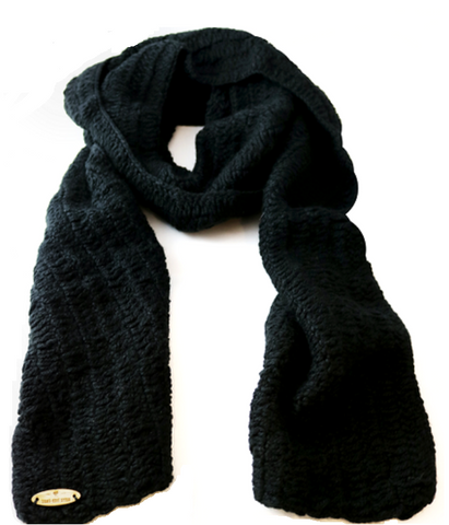 BigCozy Essential Scarf in Black