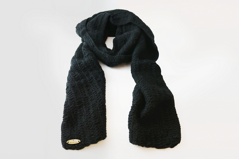 BigCozy Scarf in Black