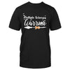 Halloween Broom Multiple Sclerosis Warrior Classic T-shirt