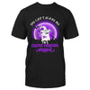 You Can't Scare Me I'm A Cystic Fibrosis Warrior Classic T-shirt