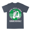 Retro Unbreakable Mental Health Warrior Classic T-shirt, Mental Health Awareness Month Shirt