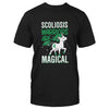 Unicorn Scoliosis Awareness Classic T-shirt