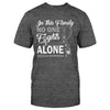 Dyslexia Awareness In This Family Classic T-shirt