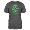 Kidney Disease Awareness Black Rose Classic T-shirt