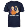 Unbreakable ADHD Warrior Classic T-shirt, ADHD Awareness Shirt, Gift For Someone With ADHD