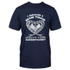 I Survived A Brain Tumor Classic T-shirt