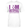 I Am Unstoppable Chiari Awareness Classic T-shirt
