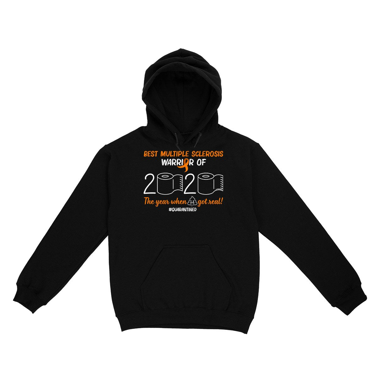 Best MS Warrior Hoodie, MS Awareness Month Shirt, Multiple Sclerosis Awareness Gifts