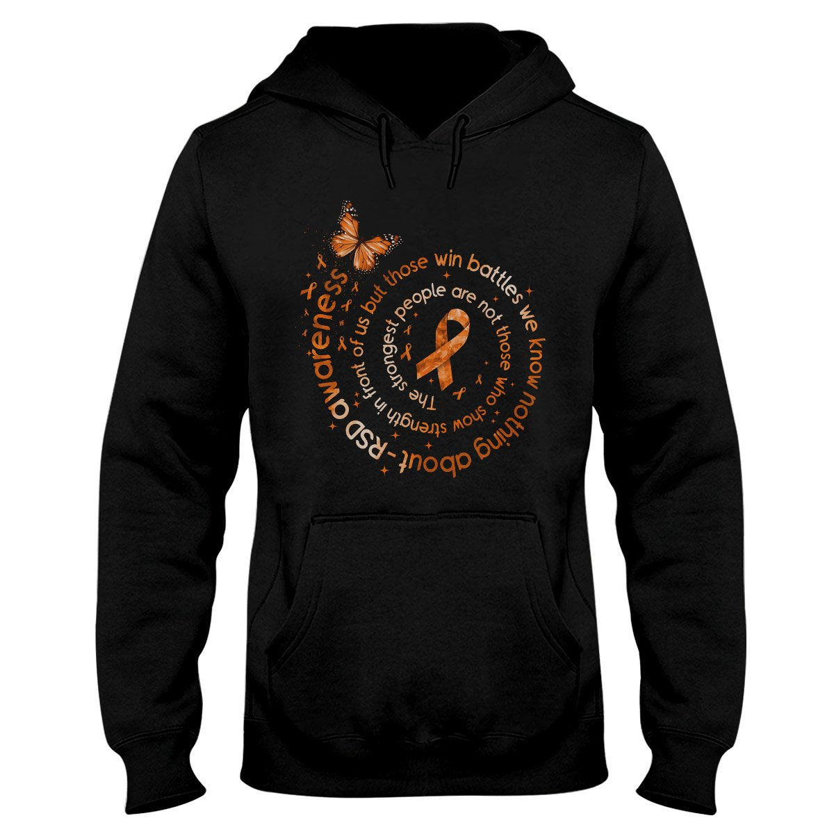The Strongest People RSD Awareness Hoodie