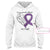Chiari Awareness In Memory Of Your Beloved One Custom Hoodie