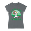 Retro Unicorn Mental Health Warrior Ladies T-shirt, Mental Health Awareness Month Shirt